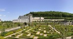 Villandry&#39;s garden  