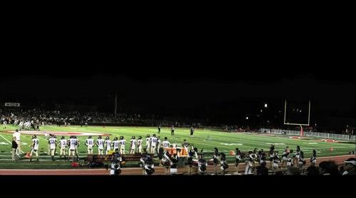 California -> Palo Alto -> Gunn High School football (Monta Vista vs Gunn)
