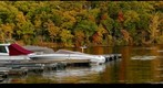 Greenwood Lake, New Jersey - Boats, Water, Colorful Trees