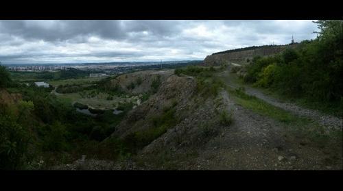 Hády view