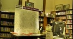 West End branch of the Carnegie Library of Pittsburgh, which is slated to close,- patrons write down how they feel about their library