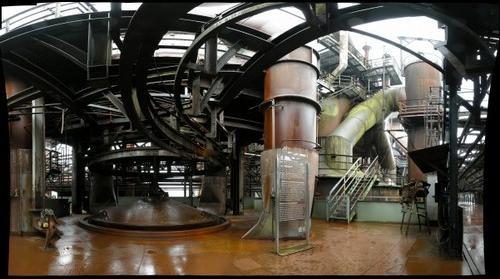 Völklinger Hütte (3) / Völklingen Steel Mill (3)