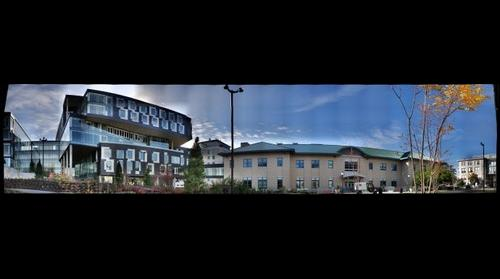 Carnegie Mellon: Gates Hillman Complex & Newell Simon Hall