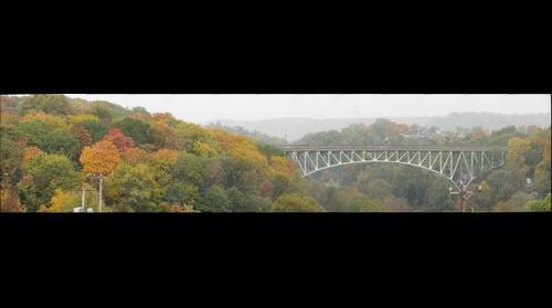 Pittsburgh in October
