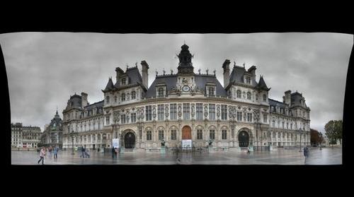 Hotel de Ville, Paris Marie