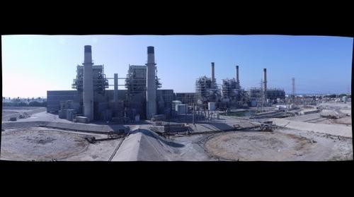 AES Generating Plant