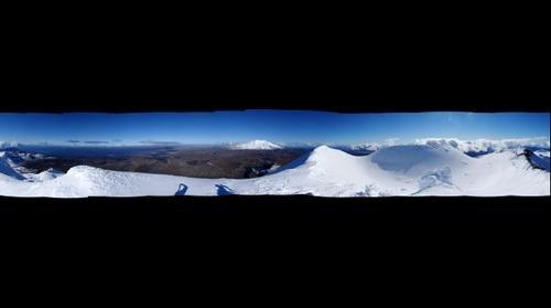 Ngauruhoe Summit