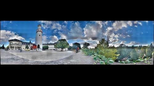 Residenz der Landgrafen von Hessen-Homburg: Innenhof