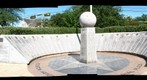 John H. Reagan World War II Memorial in the Heights - a 360-Degree Panorama