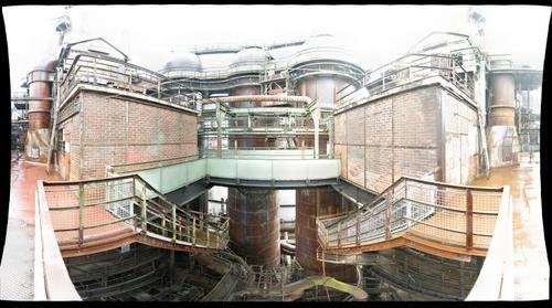 Völklinger Hütte (5) / Völklingen Steel Mill (5)