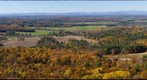 Salisbury, Vermont from Burnt Ridge