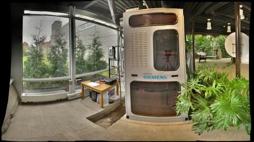 Solid Oxide Fuel Cell powering the Phipps Conservatory