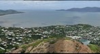 Townsville, Queensland, looking north from Castle Hill towards Pallarenda and the Town Common
