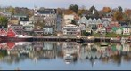 Lunenburg, Nova Scotia, Canada --- waterfront