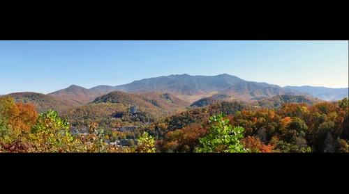 Fall Over Gatlinburg