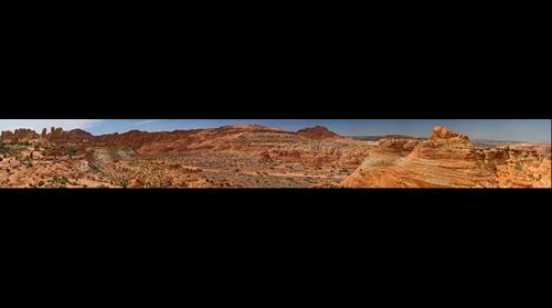 Coyote Buttes South Pano by Mac Danzig