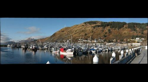 St Paul Harbor Kodiak