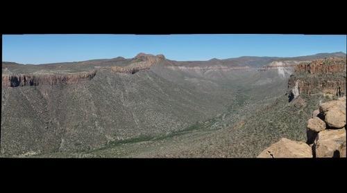 El Paraiso Canyon