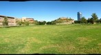 Rice University: Looking North-East From Shepherd School of Music - Halloween Afternoon - a 360-Degree Panorama