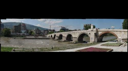Stone bridge (????? ????) - Skopje, Macedonia