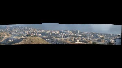 Malaga Este desde la Urbanización Cerrado de Calderón