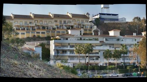 Urbanización en el Cerrado de Calderon