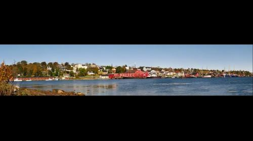 Lunenburg, Nova Scotia, Waterfront