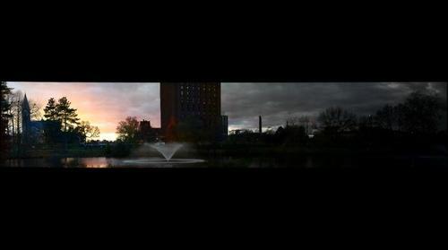 Umass Sunset