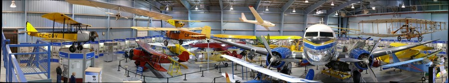 Aviation Hall of Fame, Reynolds Alberta Museum