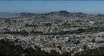 San Francisco from Mt. San Bruno, Pointe Pacific