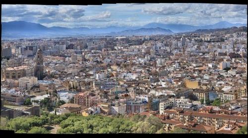 Malaga Noreste, Andalucia, España