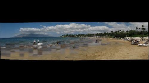 Kihei area, Maui