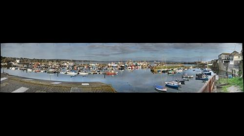 Newlyn  Harbor