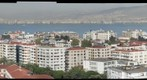 Izmir from Hotel Ademon Fuar