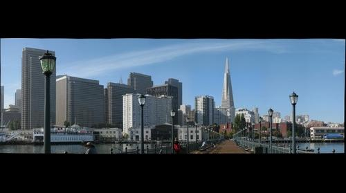 San Francisco Ferry Building Dock