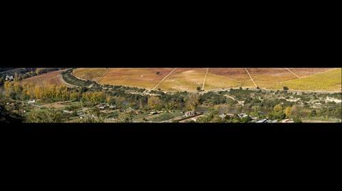 LLegando a el Cortijo, Logroño, La Rioja