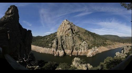 Parque Nacional de Monfrague ( Extremadura, Spain)