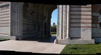 Pitman Tower Through the Lovett Hall SallyPort - a 360-Degree Panorama