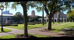 Academic Quad on a November Morning 2009 - a 360-Degree Panorama