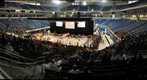 Competition Area at the Pittsburgh FIRST Robotics Competition