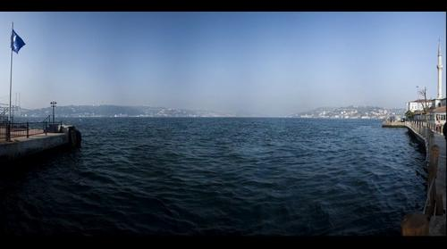 Bosphorus from Beylerbeyi