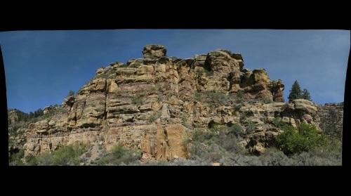 UDOM, Nelson Canyon Blank, Range Creek, UT