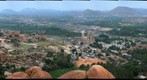 View of Hampi, India