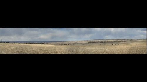 East of Billings, MT