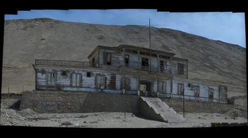 Hospital de Pisagua.
