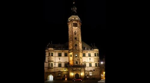 Altenburger Rathaus, City Hall Altenburg