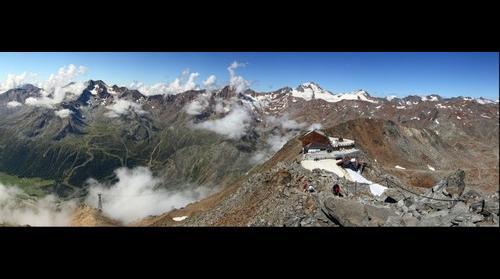 Schnalstalgletscher Südtirol