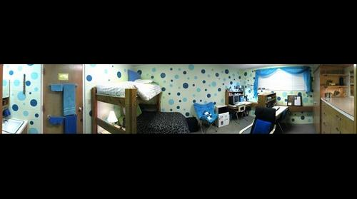 UCA Girls Dorm Room