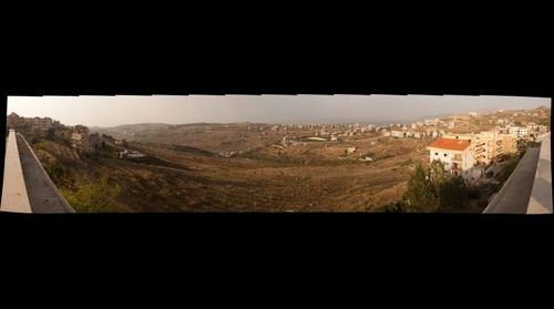 Bhamdoun - large panorama