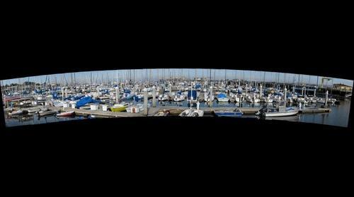Monterey Marina, California